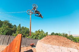 Video: Cam Zink Teaches Olympic Freeskier How to Backflip