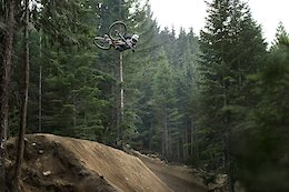 Video: Raw Skill & Control in the Whistler Bike Park with William Robert