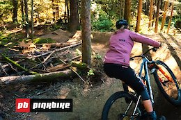 Video: Pinkbike Hot Lap with Claire Buchar