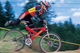 Video: Missy Giove - The Champion Mountain Biker Turned Drug Smuggler