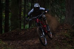 Video: Solo Filming & Riding with Max McCulloch on Vancouver Island