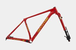 Cannondale Launches New F-Si Throwback Framesets