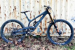 Neko Mulally Has Been Testing a 27.5 / 29 Wheeled Frankenbike