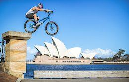 Video: Tackling Sydney's Streets on a Trials Bike