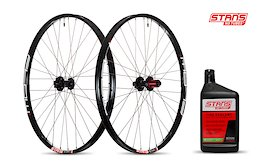Win a Flow MK3 Wheelset & Quart of Sealant - Pinkbike's Advent Calendar Giveaway