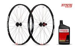 Win a Flow MK3 Wheelset & Quart of Sealant - Pinkbike's Advent Calendar Giveaway