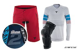Win a Dainese HG Kit + Signed Jersey - Pinkbike's Advent Calendar Giveaway