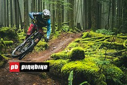 Video: The Wettest Pinkbike Hot Lap with Mark Wallace