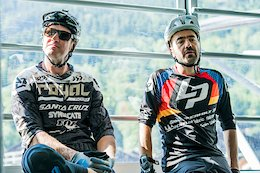 Video: Steve Peat & Nico Vouilloz Have 'Unfinished Business'