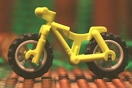 Video: The All New LEGO Mountain Bike