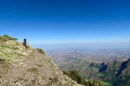 Mountain Biking the Roof of Ethiopia