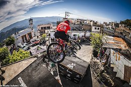 Photo Epic: 2018 DownTaxco Urban DH Race