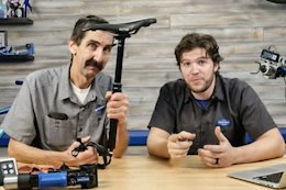 Tech Talks: Dropper Seat Posts - To Clamp Or Not To Clamp?