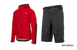 Win Giro Havoc H20 Jacket & Shorts - Pinkbike's Advent Calendar Giveaway