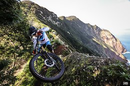 Video: Riding in Stunning Madeira with the Portuguese National DH Champion
