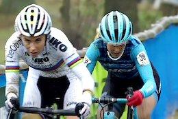 Video: Jolanda Neff Beats Cyclocross World Champion in GP Sven Nys