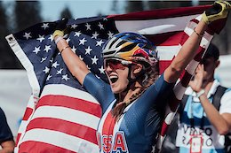 Kate Courtney & Lars Forster Officially Join SCOTT-SRAM MTB Racing