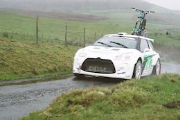 Video: The Irish Race Team With a Rally Car Uplift