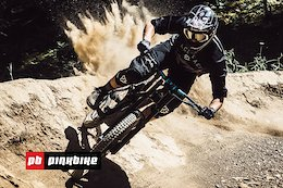 Video: Whistler Bike Park Lines - Top To Bottom with Dylan Forbes