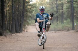 Video: Kirt Voreis Rides Bikes of all Types in 'Right Here, Right Now'
