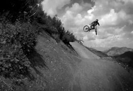 Video: Nico Vink Tearing Up Chatel Bike Park in 'Mythos'