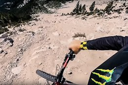 Video: Cam Zink & Friends Attempt a First Descent on 'Slide Mountain'