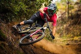 Must Watch: Amaury Pierron Fully Pinned on a Trail Bike in 'Reunion Island'