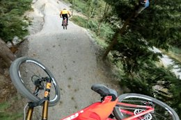 Video: Ride Along With The Athertons on Their Local Trails