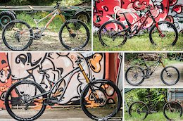 5 New 29er Downhill Bikes Ridden & Rated