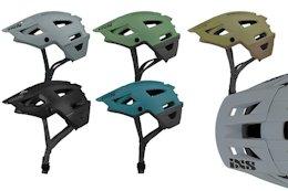 iXS Announces New Trigger AM Helmet & Knee Pads
