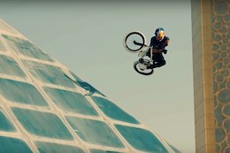 Video: Kriss Kyle Shreds Skyscrapers, Slides & Streets in Dubai