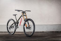 NS Bikes Announces New Fuzz 29er DH Bike