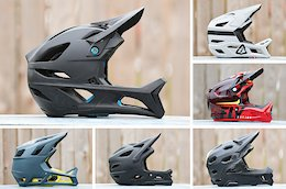 6 New Enduro-Ready Full Face Helmets Ridden & Rated