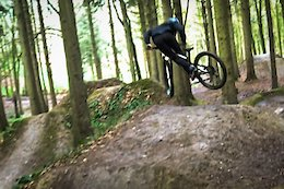 Video: Jasper Penton Has Too Much Fun at Windhill Bike Park