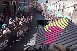 Video: Pedro Ferriera's Valparaiso Urban Downhill Winning Run POV