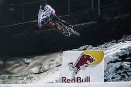 Fabio Wibmer Takes Over a Slopestyle Ski Course