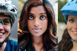 Shining the Spotlight on 3 Female Mountain Bikers in 'Unconventional'