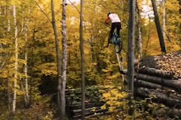 Video: Lightning Fast Rip in Quebec with ALN
