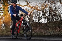Video: Homemade ABS on a Mountain Bike