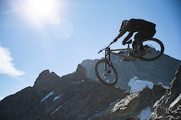 Video: Olivier Cuvet Takes on Some Burly Alpine Freeride