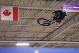Video: Street Jibs & Big Airs with Matt Macduff at Joyride150 Indoor Bike Park