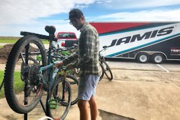 The Jamis Bike 3VO Demo Tour Heads to the Sedona Mountain Bike Festival