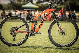 Winning Bikes - Andes Pacifico 2019