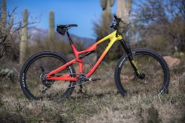 Salsa Updates Full Suspension Lineup, Including First Official Downcountry Bike
