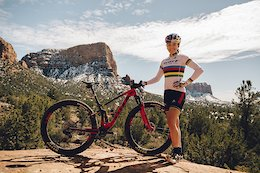 Bike Check: Kate Courtney's Scott Contessa Spark RC