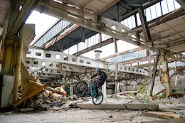 Photo Story: Mountain Biking in Chernobyl