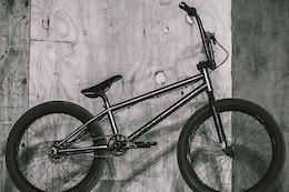 "Dan Atherton Unveils Prototype 22"" Titanium BMX"
