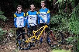 Video: Team CRC Mavic unveil 2019 bikes and kit in Rotorua