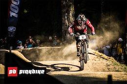 Video: Racing Dual Slalom with Kyle Strait at Crankworx Rotorua 2019