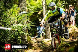 Inside The Tape: Big Gaps & Downhill Carnage - Crankworx Rotorua 2019